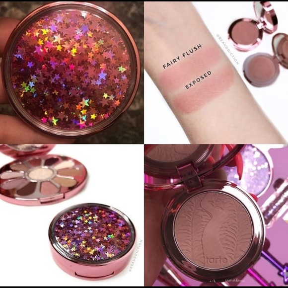 f4a9e0de1ee tarte Makeup | Nib Fairy Blush Limited Edition Fairy Flush | Poshmark